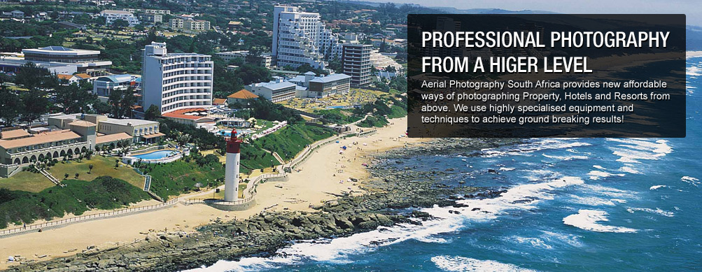 Aerial Photography Durban Beachfront