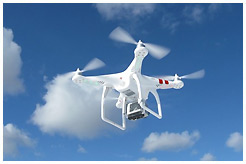 Remote Control Quadcopter Aerial Video and Filming
